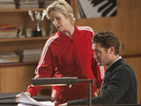 Glee S02E13 'Comeback': Sue tries to cooperate with Will.