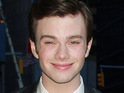 Chris Colfer says that his Glee character really likes to cry.
