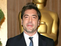 Javier Bardem jokes that he needs to bring a large group to the Academy Awards.