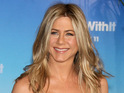 Jennifer Aniston reportedly tells Perez Hilton that she is over her relationship with ex-husband Brad Pitt.