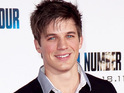 Matt Lanter reveals that he is looking forward to the college storylines on 90210.