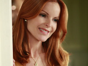 Desperate Housewives S07E15 'Farewell Letter': Bree