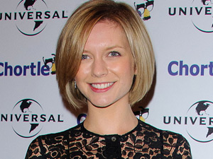 Rachel Riley at the Chortle Comedy Awards at Floridita, London