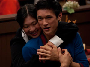 Glee: S02E12 - Tina and Mike