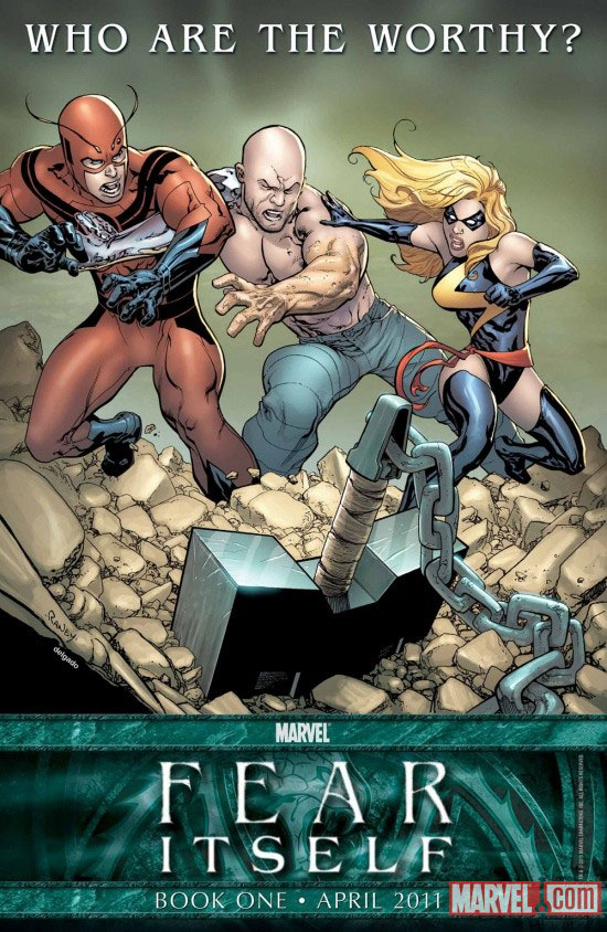 Fear Itself: Who are the worthy?