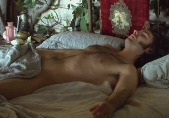Naked Aiden Turner