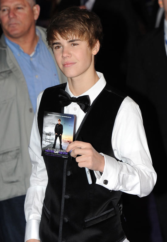 Thankfully Justin remembered his ticket. 