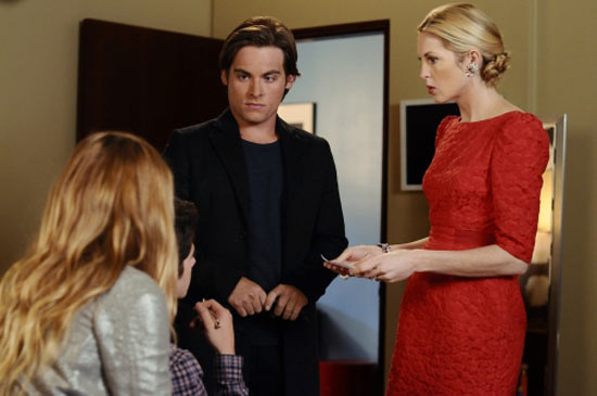 Serena, Damien and Lily