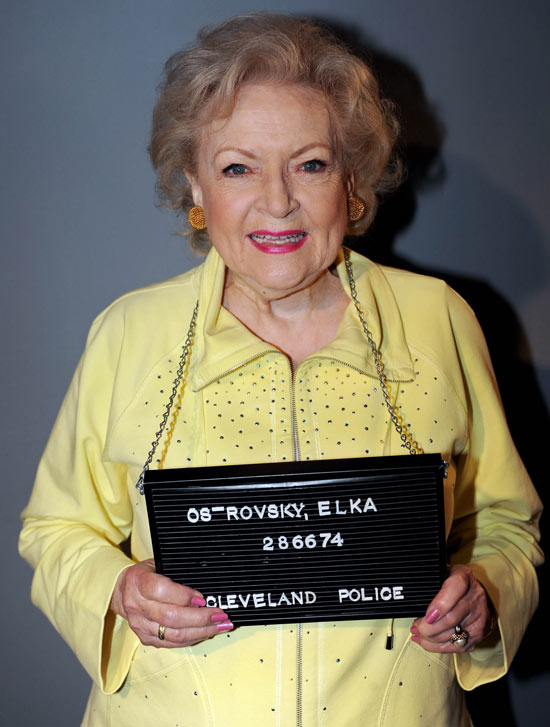 Betty White in Hot In Cleveland