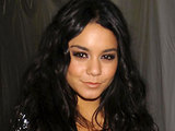 Vanessa Hudgens arriving at the New York Fashion Week Fall 2011 - Tibi