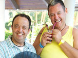 Gavin and Kenneth in Benidorm