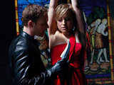 Smallville S10E14 &#39;Masquerade&#39;: Desaad and Chloe