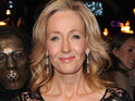 "J.K. Rowling tells her Twitter followers that she is ""still"" busy working on her new projects."