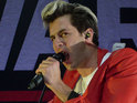 Mark Ronson and Kelis are added to the David Lynch-directed Duran Duran show in Los Angeles.