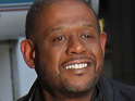 Actor Forest Whitaker begins working o