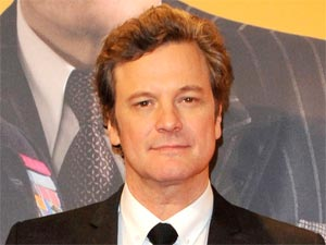 Colin Firth attending an after party at the Berlin International Film Festival