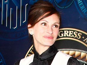 Julia Roberts at the American Society of Cinematographers 25 annual Outstanding Achievment Awards