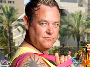 Kenneth in Benidorm
