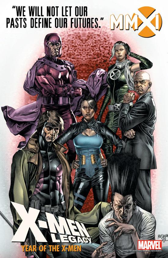 X-Men Legacy MMXI