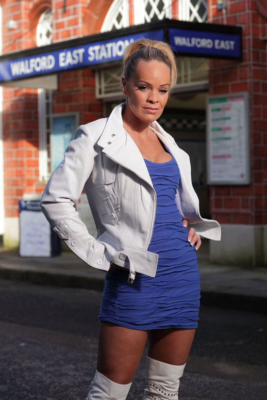 Eastenders: Martina and Shenice