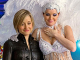 Smallville S10E15 'Fortune': Chloe and Lois