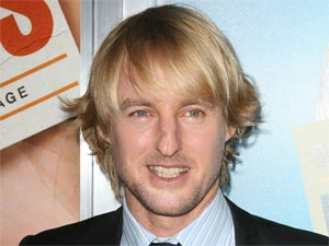 Owen Wilson at the Los Angeles premiere of &#39;Hall Pass&#39;