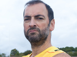 Alistair McGowan as Pooter in Skins