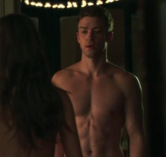 Will know, Justin timberlake shirtless friends with benefits the