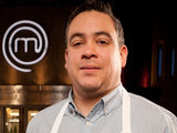 Peter Seville from MasterChef