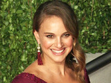 Natalie Portman at the 2011 Vanity Fair Oscar Party