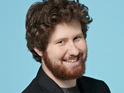 American Idol's Casey Abrams attends PaleyFest 2011 after leaving hospital.