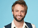 American Idol eliminee Paul McDonald says he's excited to work with Peter Facinelli.