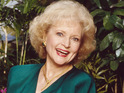 Ex-Golden Girls star Betty White is also named the most popular celebrity in a poll of Americans.