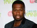 50 Cent will donate money earned from performing for Libya's Muammar Gaddafi.