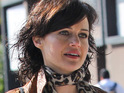 Gugino admits she failed to convince Matthew Weiner to give her a role.