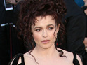Helena Bonham Carter says that she has a great relationship with partner Tim Burton.