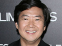 Jeong also says that he has never had a problem with former co-star Chevy Chase.