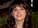 Zoeey Deschanel is named your ideal female Valentine's Day date.