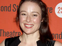 Jennifer Ehle plays Anastasia Steele's mother in the  Fifty Shades of Grey film.