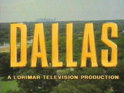 CBS Drama announces that it will be airing the hit US soap Dallas from the beginning.