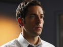 "Chris Fedak claims that he is ""excited and... a little bit scared"" about the end of Chuck."
