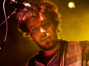 Ben Lovett from Mumford & Sons