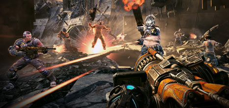 Gaming Review: Bulletstorm