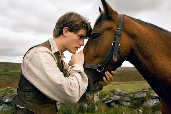 A still from &#39;War Horse&#39;