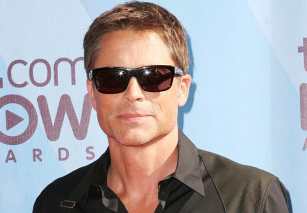 Rob Lowe - The American actor is 47 on Thursday.