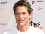 Actor Rob Lowe