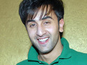 Ranbir Kapoor says he has to play characters rather than just being himself.