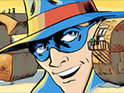 Google marks Will Eisner's 94th birthday with a homepage 'doodle'.
