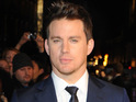 Channing Tatum says to expect pumping in his male stripper movie Magic Mike.