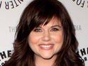 Tiffani Thiessen has help raising her young daughter.